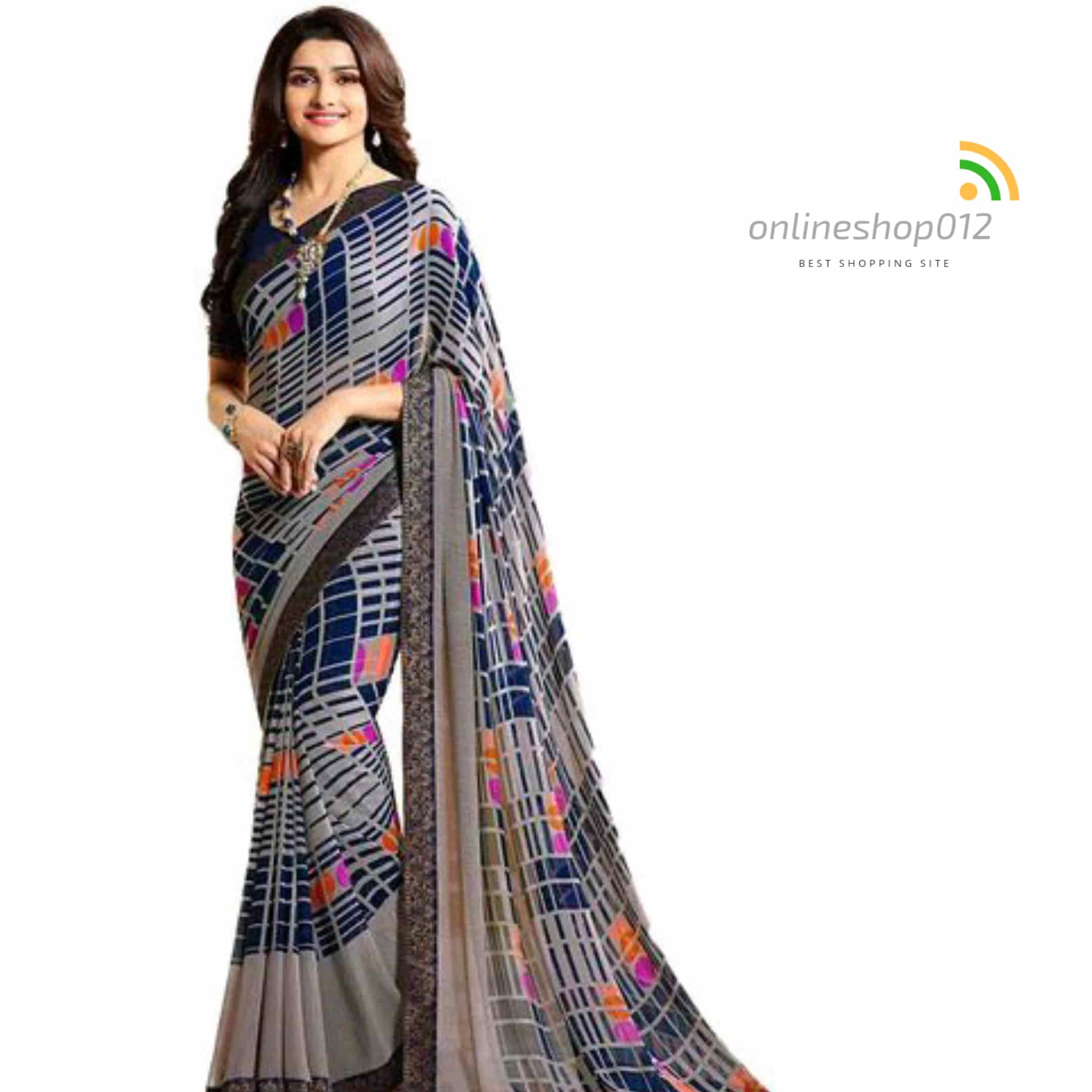 blouse back neck designs for silk sarees images